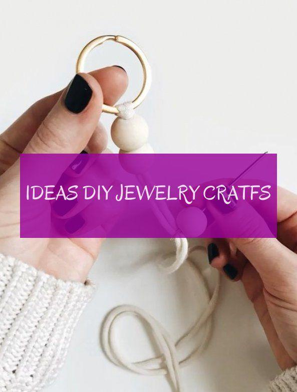 Ideas diy jewelry cratfs