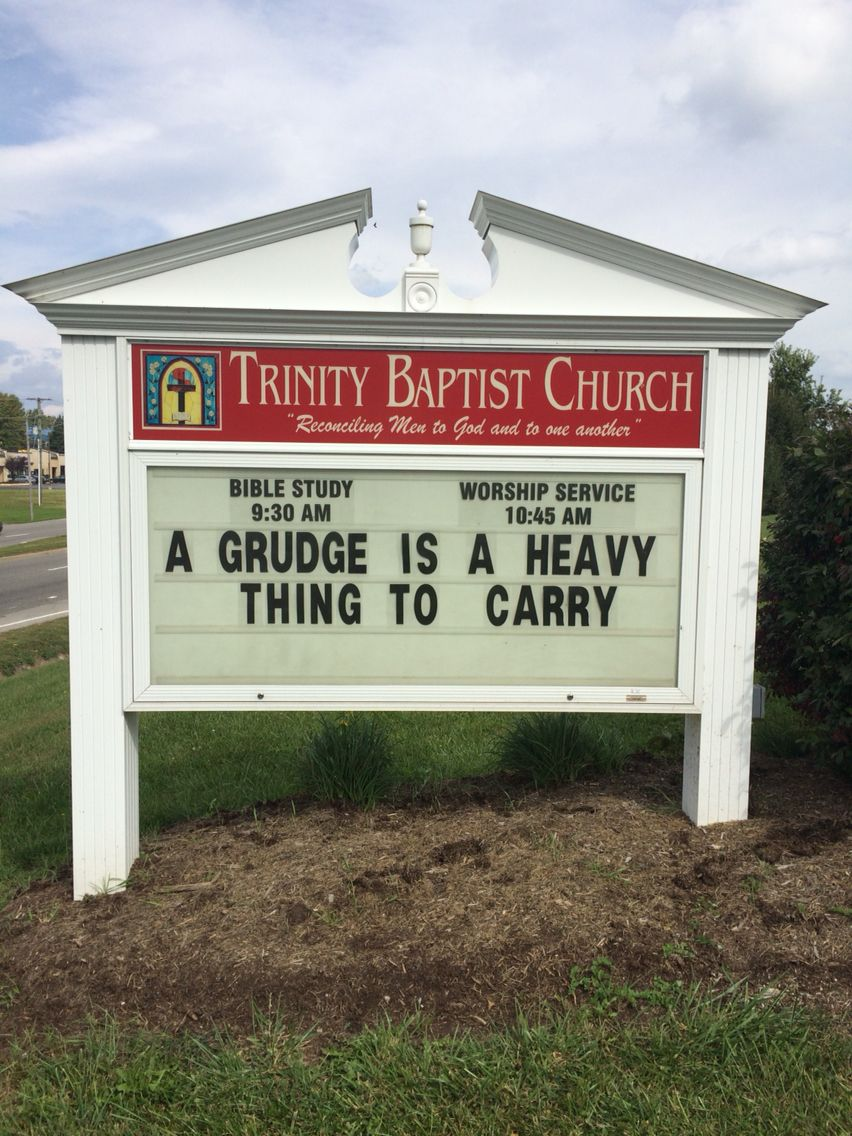 Church Sign Quotes Funny Church Quotes And Sayings  Church Sign Quote Focuses On