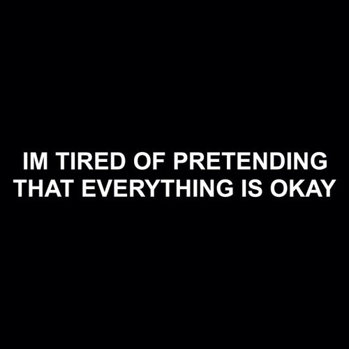 i m tired meaning