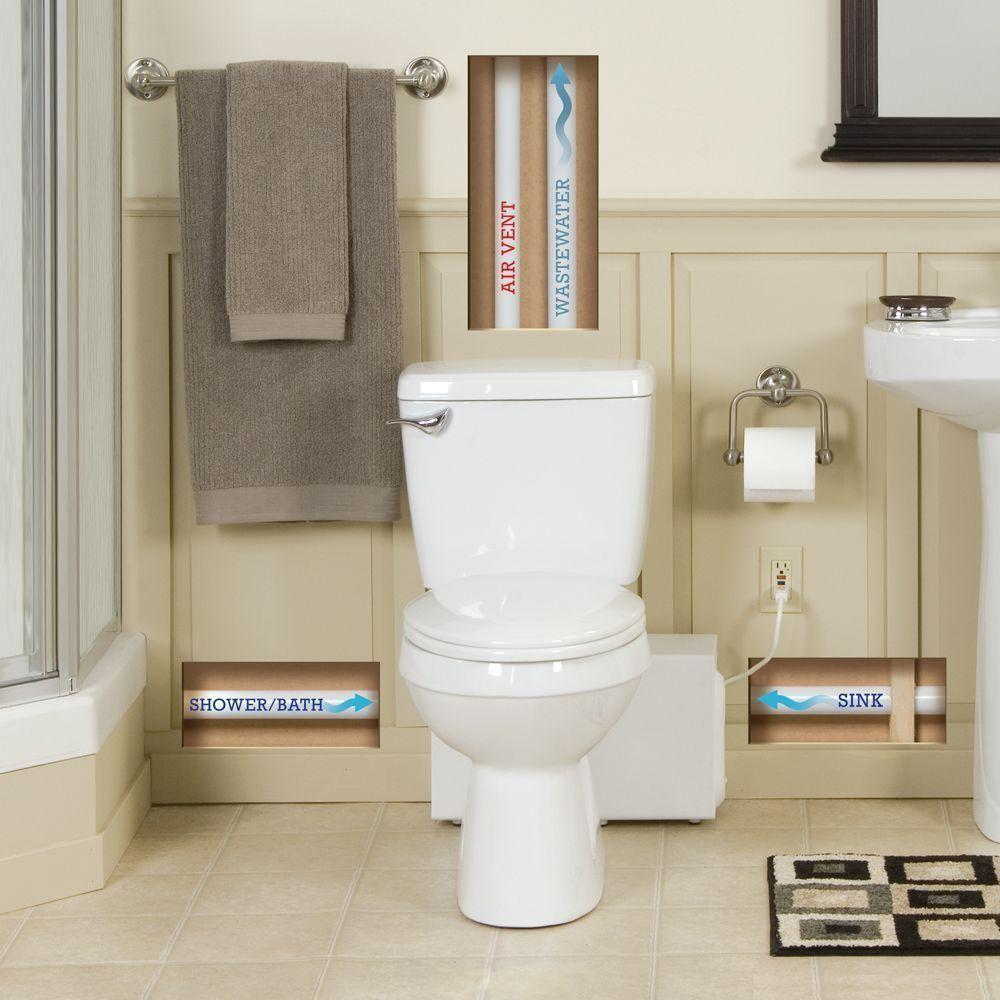 Http Www Ebay Com Itm Bathroom Macerator Pump Toilet Shower Sink