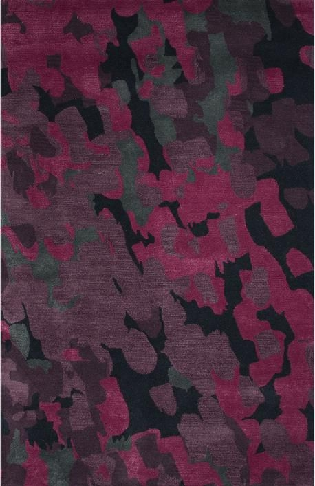 Eggplant Plum Perfect Combo For A Rug Jaipur Blue Tempera Rug Purple Area Rugs Silk Area Rugs