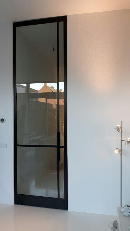 Voorbeeld stalen taatsdeur – Breda – Mijn Stalen Deur