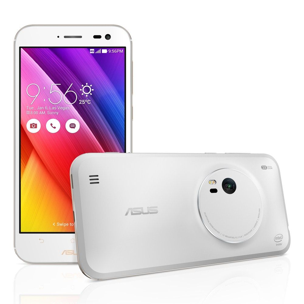 ZenFone Zoom (ZX551ML) Phone ASUS Global Phone