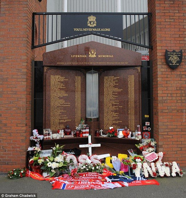 On this day 15th April, 1989 Britain's worst football disaster at Hillsborough Stadium in Sheffield. 96 football fans were crushed to death shortly after the start of the FA Cup semi-final match between Liverpool and Nottingham Forest. Most of those killed were from Liverpool.