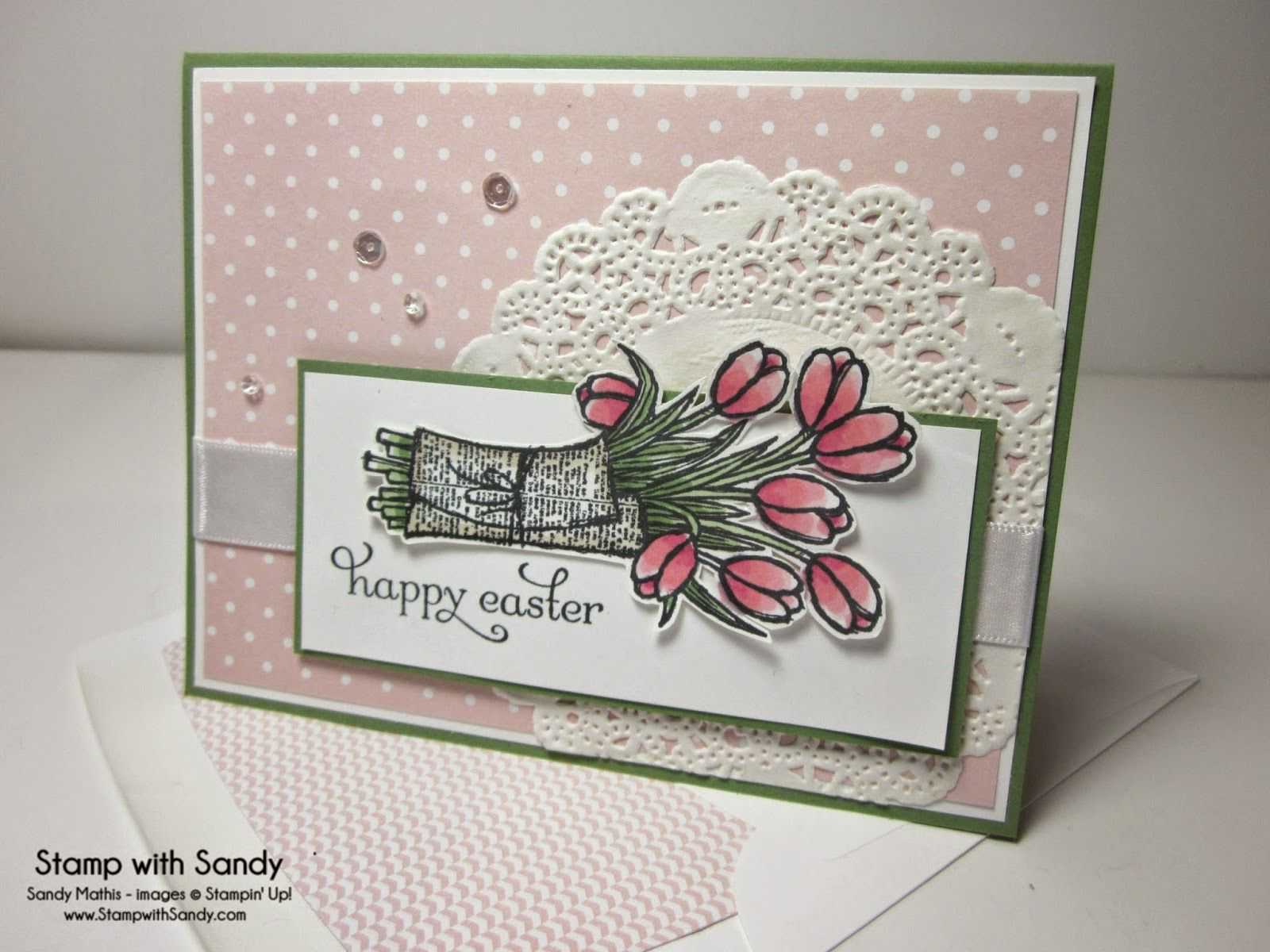 stamp with sandy easter tulips love is kindness stamp set stampin up - Stampin Up Valentine Card Ideas