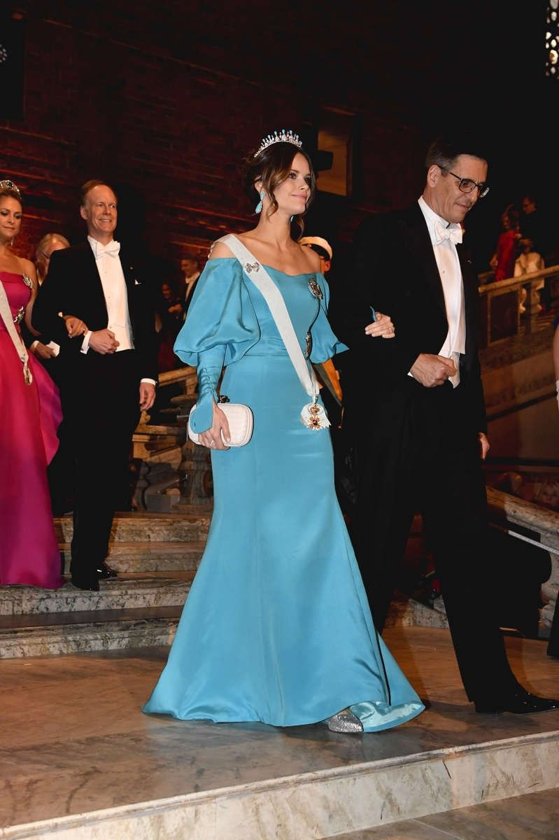 Nobel 2019 La Princesse Sofia Princess Sofia Of Sweden Princess Sofia Swedish Royals