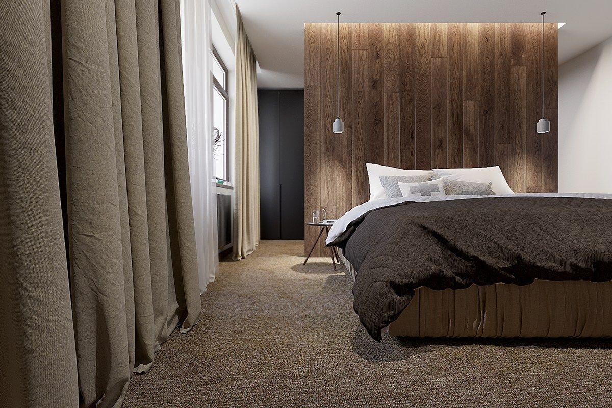 Entspannendes badezimmerdekor dark styles  schlafzimmer dekorationsideen die leise und weich