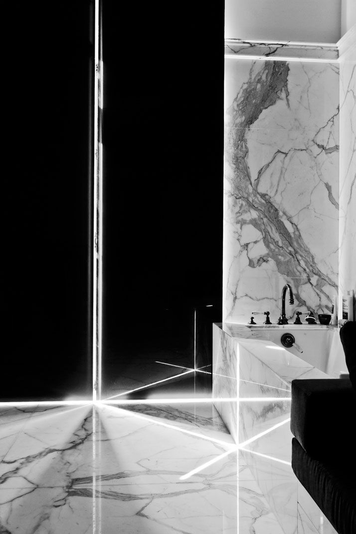 """MODERN CLEOPATRA!""  An Apartment by Isabelle Stanislas + Leiko Oshima on Rue de Rivoli, Paris, FR"