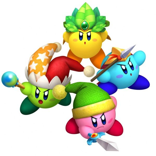 kirby returns to dreamland all super abilities - Google Search ...