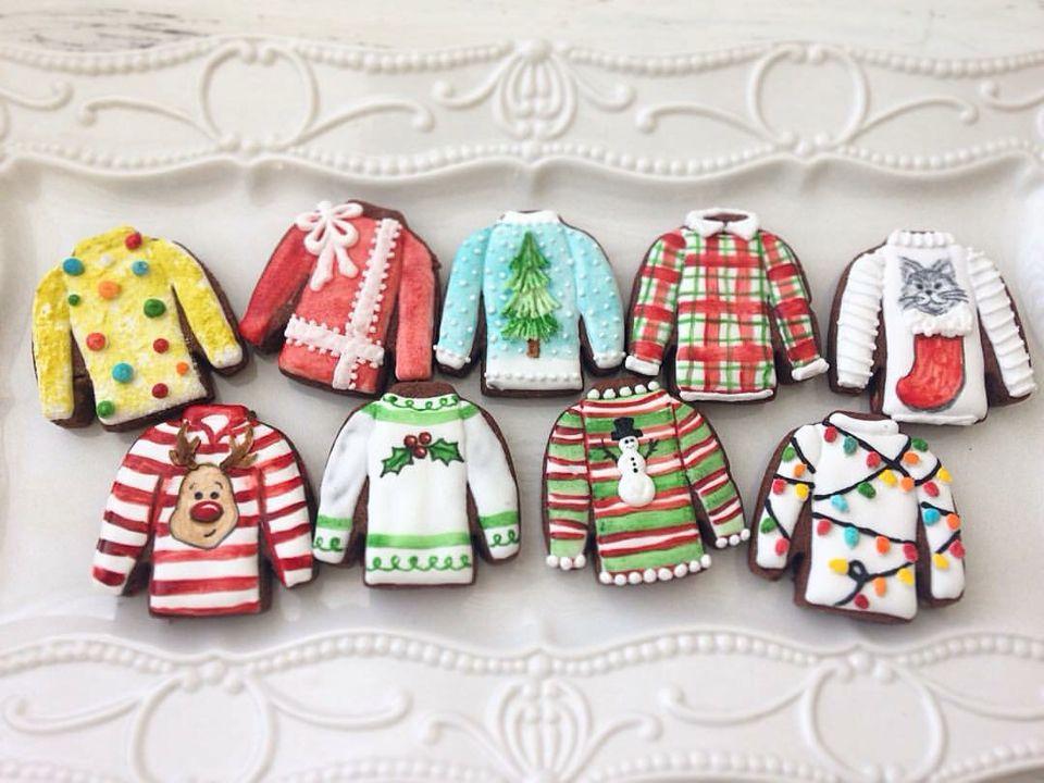 Funky Cookie Studio | Cookies - Christmas | Pinterest | verzierte ...