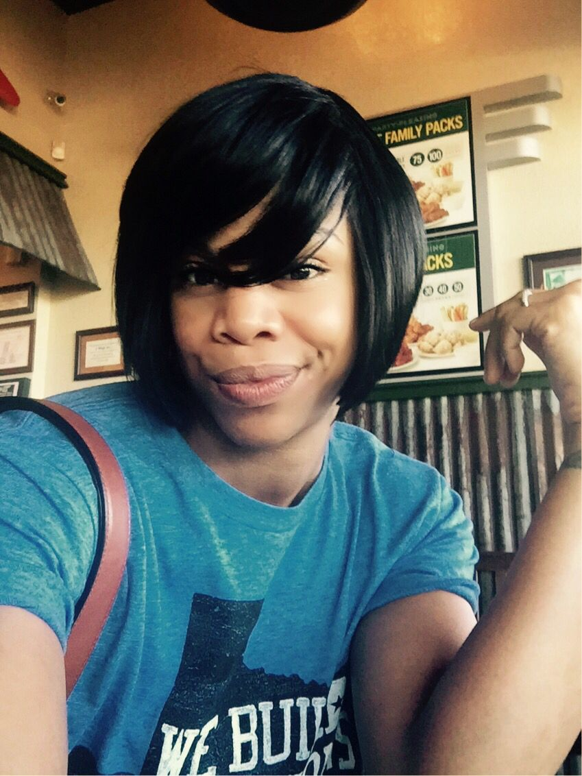 Quickweave Bob By Mimi At Salon Upscale In Killeen Texas Hair
