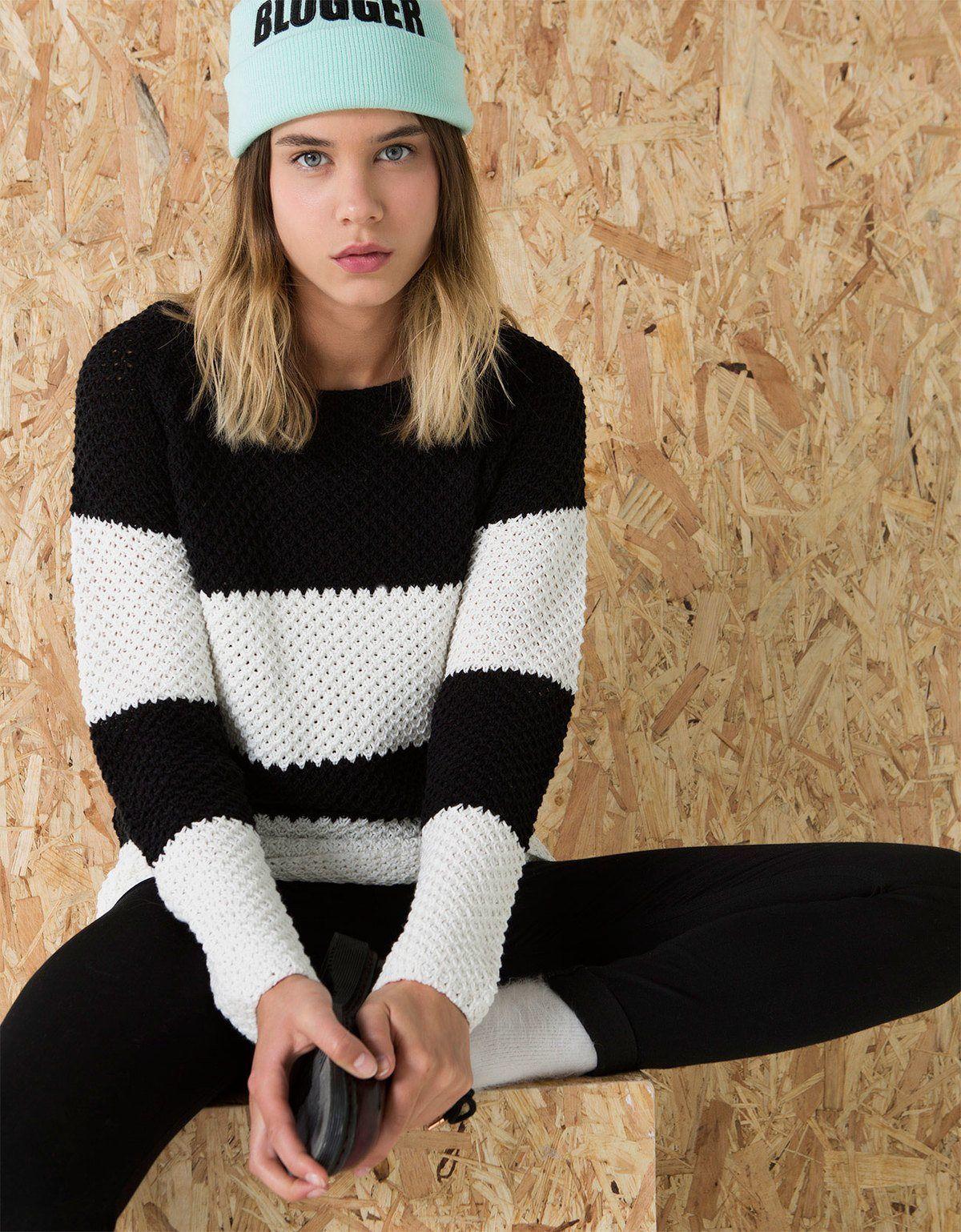 Catálogo Bershka para mujer Otoño-Invierno  Moda  Fashion  80fc6c76442