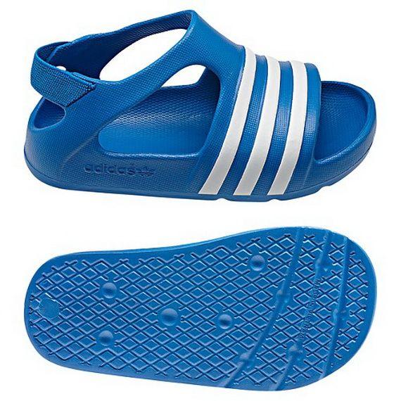 Adidas Kids Sandals   Kids shoes, Kid