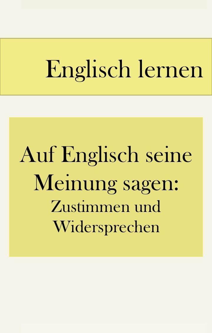 äußern Englisch