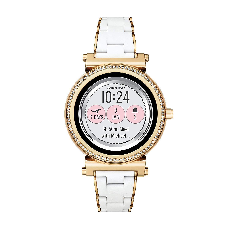 Michael Kors Access, Women's Smartwatch, Sofie Gold Tone