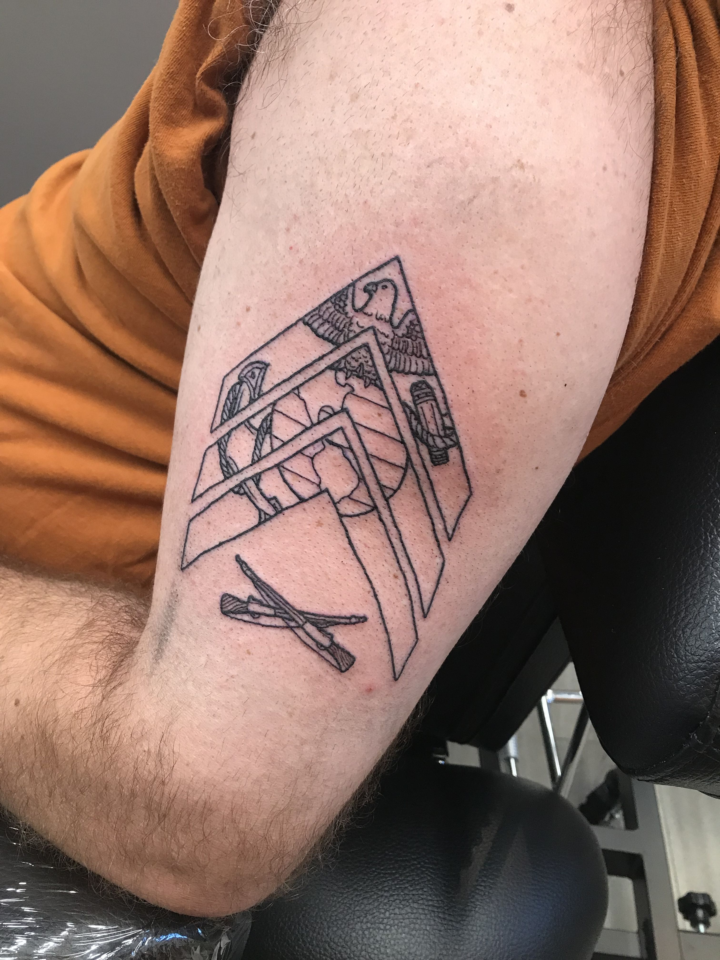 Pin by Eric Stull on Usmc Tattoos, Usmc
