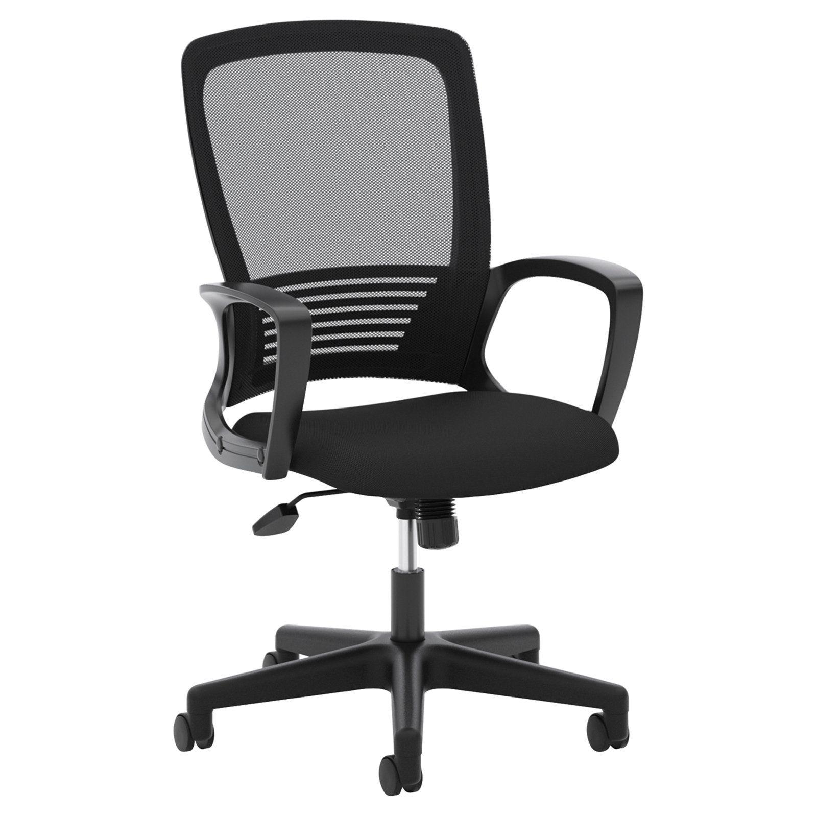 Basyx VL525 Mesh High-Back Task Chair