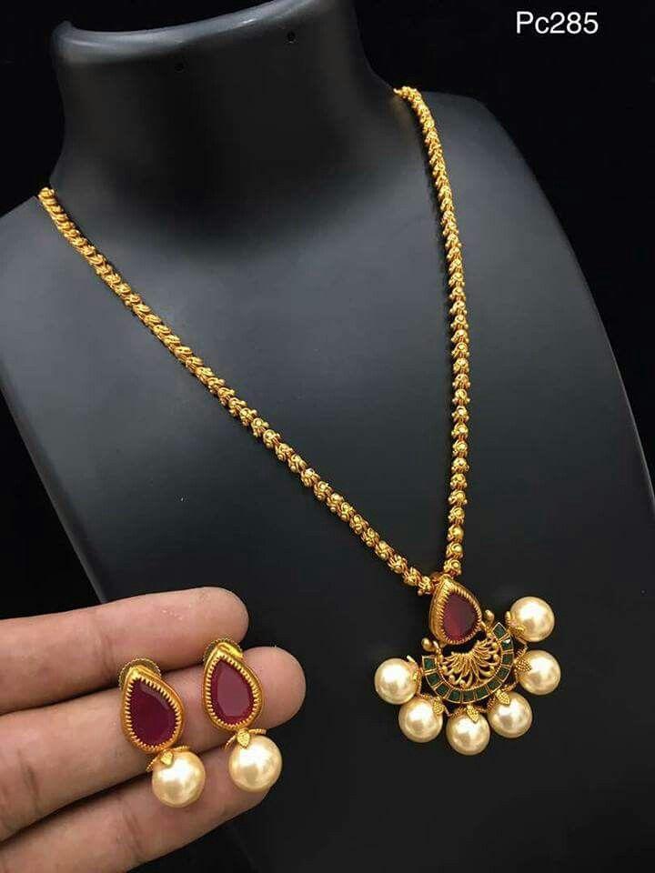 Daily wear | chand | Jewelry, Gold jewellery design ...