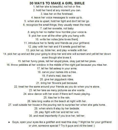 how to keep my girlfriend
