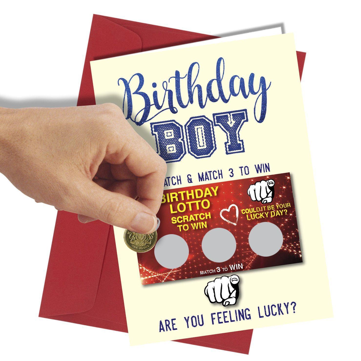#177 Birthday Lotto