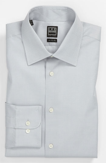#Ike Behar                #Tops                     #Behar #Regular #Dress #Shirt #Meteor #17.5 #32/33  Ike Behar Regular Fit Dress Shirt Meteor 17.5 - 32/33                                                   http://www.snaproduct.com/product.aspx?PID=5324277