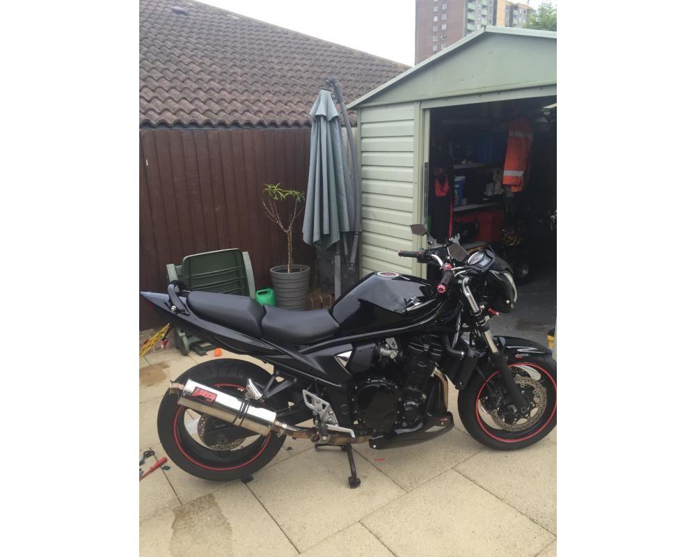 Suzuki Bandit Street Fighter Motorbikes For Sale Uk Pinterest