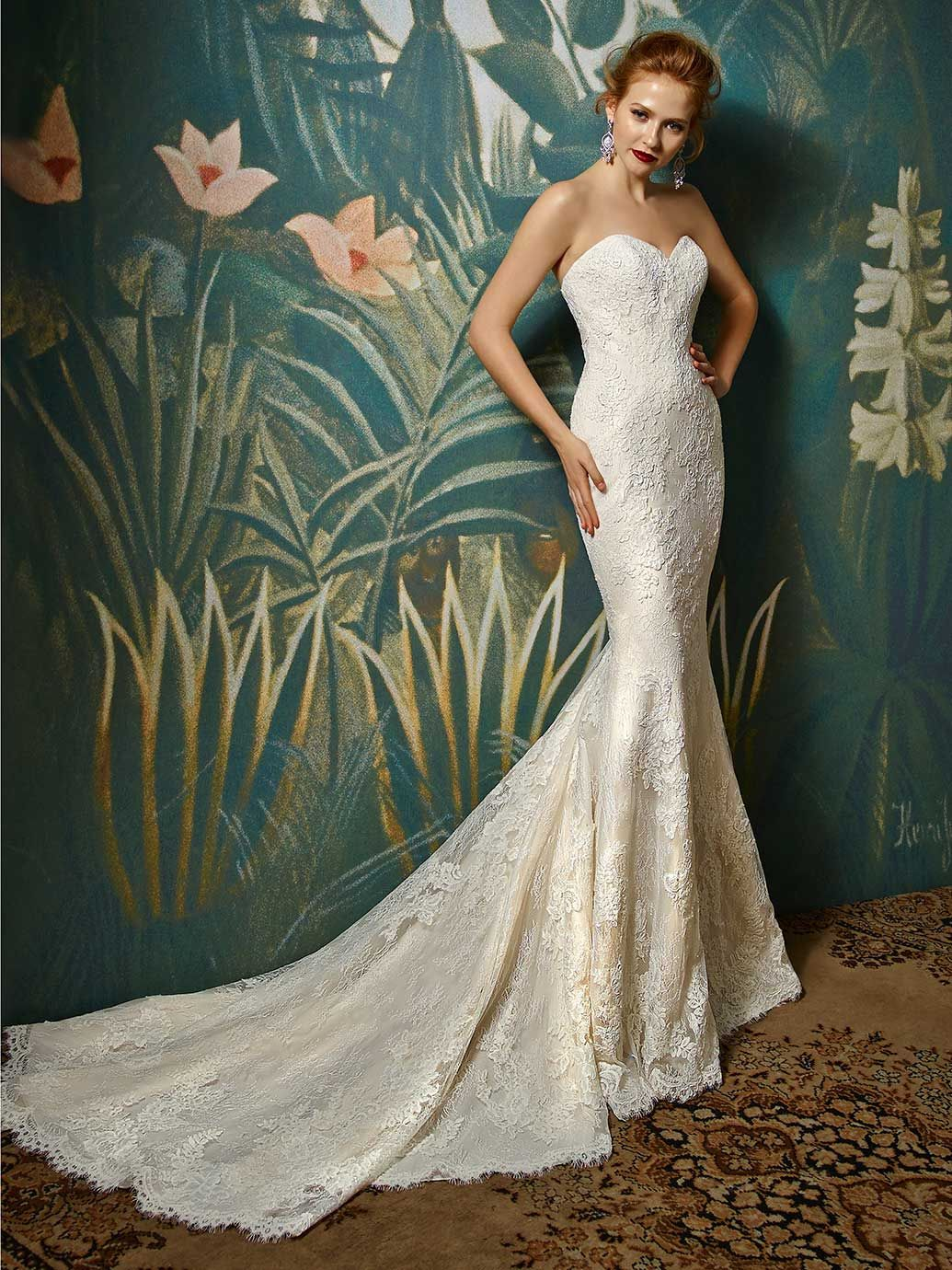 Silhouette wedding dresses simple bridal  A classic silhouette a timeless favorite  this fulllength