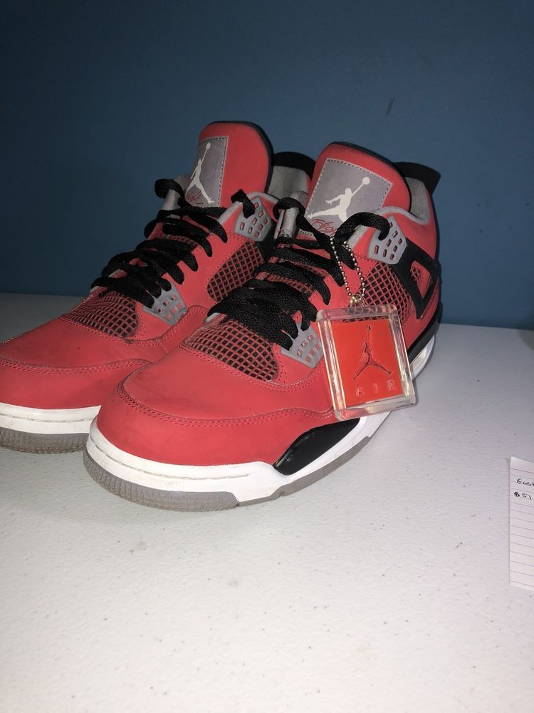 official photos aac97 d2d15 jordan retro 4 toro bravo Size 11.5 Mens  fashion  clothing  shoes   accessories  mensshoes  athleticshoes (ebay link)