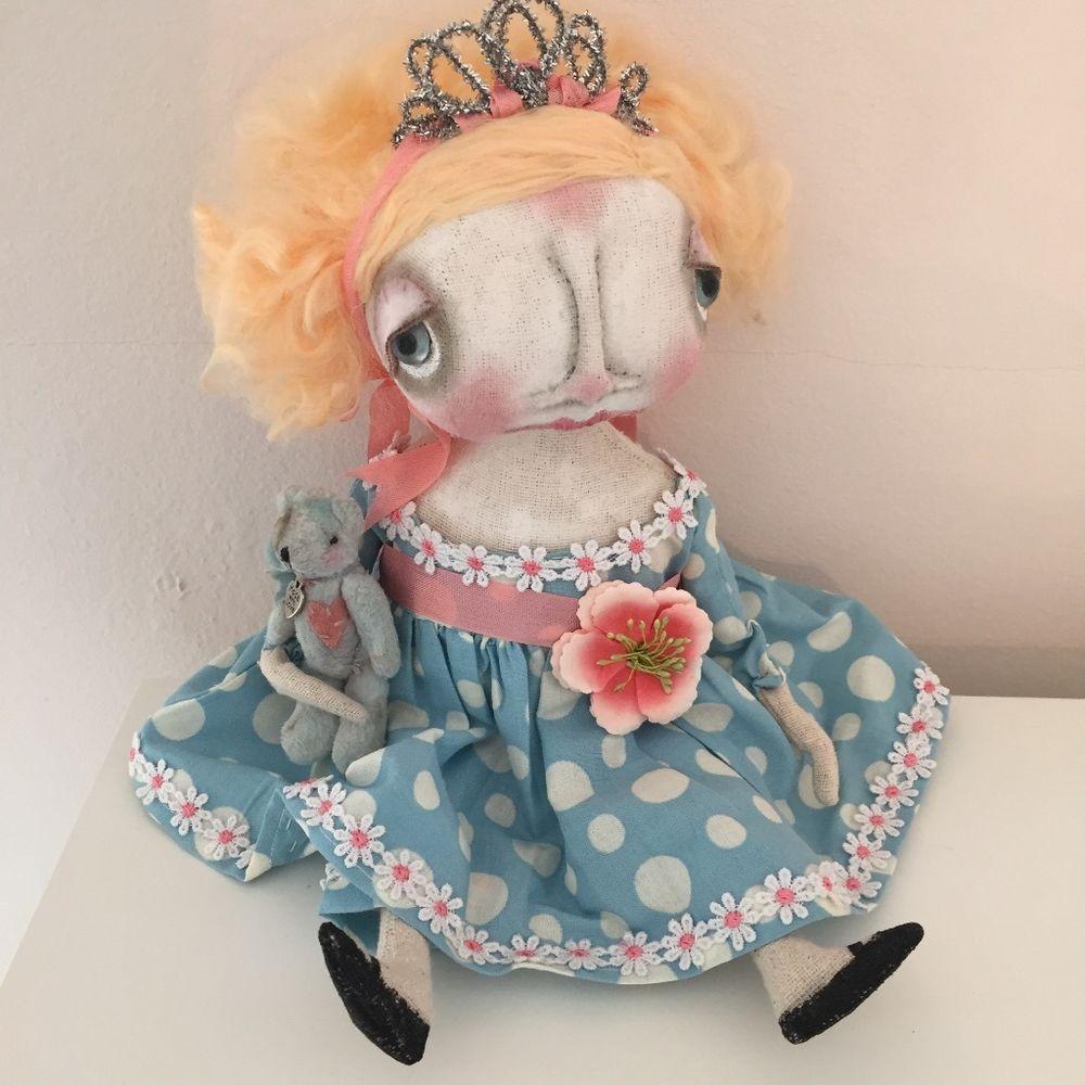 OOAK Doll Baby KAF Grimm Grimitives | eBay
