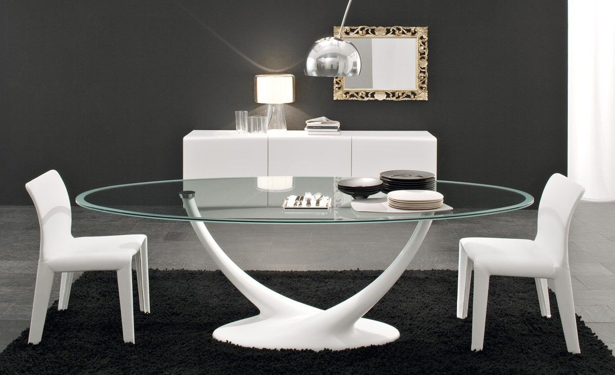 The Coral Dining Table Captures Your Imagination With Its  # Giellesse Muebles