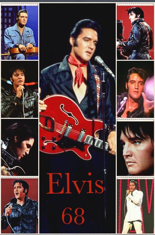 On this date in #Elvis1968 there was a huge event in #ElvisHistory when his TV special aired on @nbc & showed the world The King was back!  3 dec