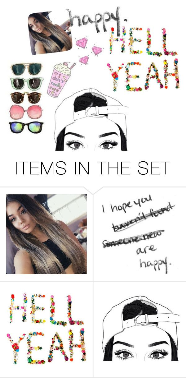 """NEW PROFILE PIC YAYYYY"" by pinklovebooks on Polyvore featuring art, yay and profilepic"