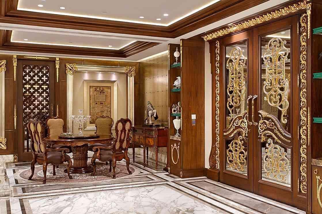 Design By Mahesh Punjabi With Images Office Interior Design