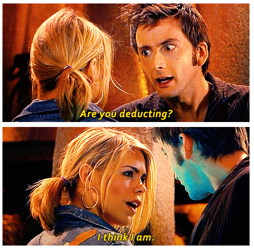 Are you deducting?