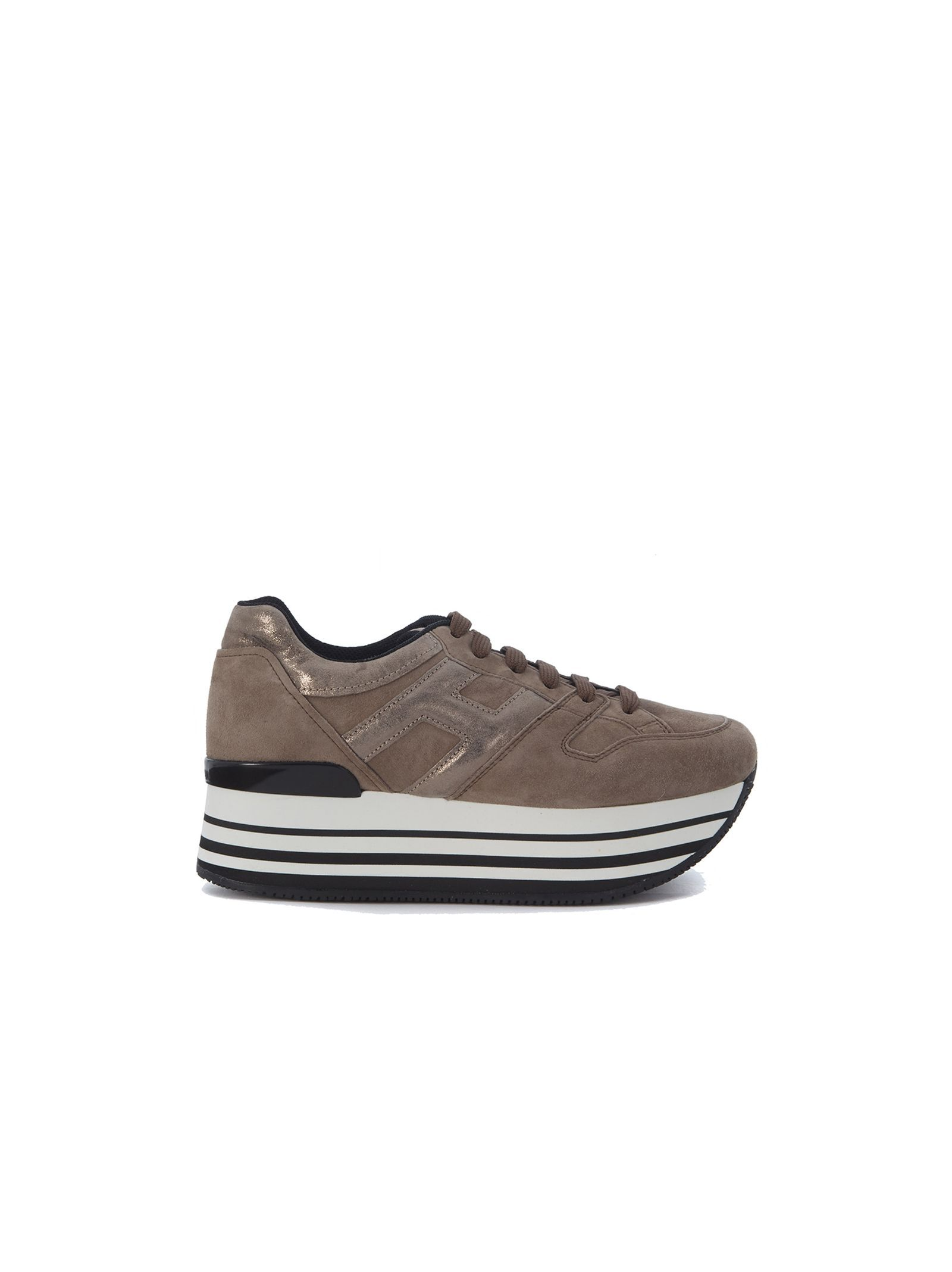 Chaussures Beige H283 Hogan Pour Les Hommes legKx