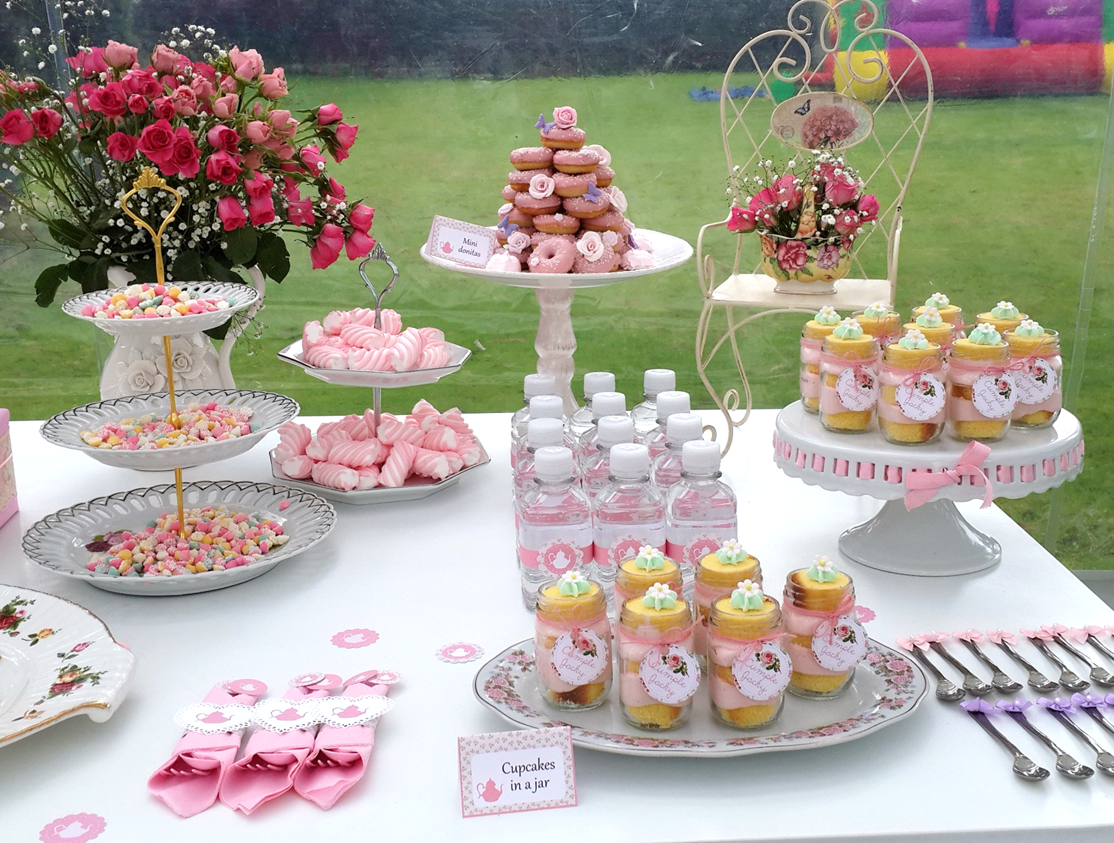 english tea party desserts | Garden Tea Party by Dolce Catering ...