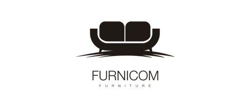Furniture logo ideas Abstract Furnicom Logo Smart Furniture Logo Furniture Design App Design Logo Design Pinterest 40 Examples Of Furniture Logo Design Logo Logo Design Logos