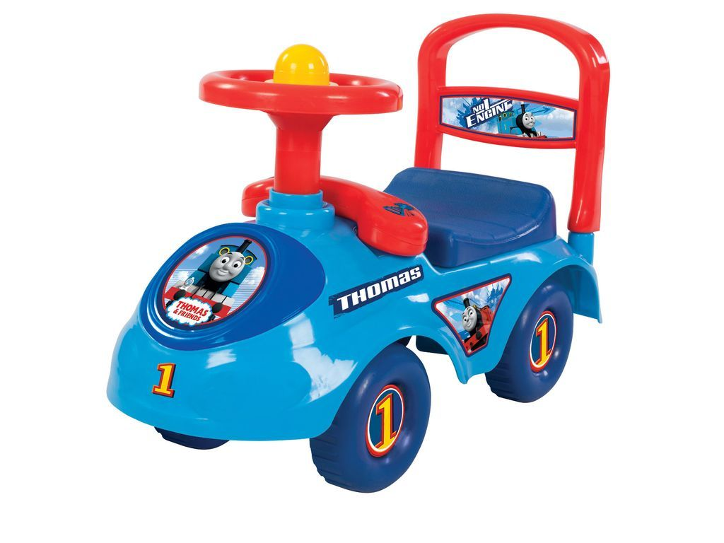 Toddler Buggy Tesco Thomas And Friends My First Sit And Ride Thomas Toys