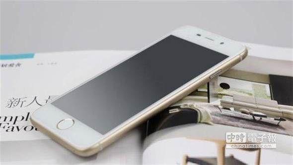 這支手機跟iPhone 6「一模一樣」