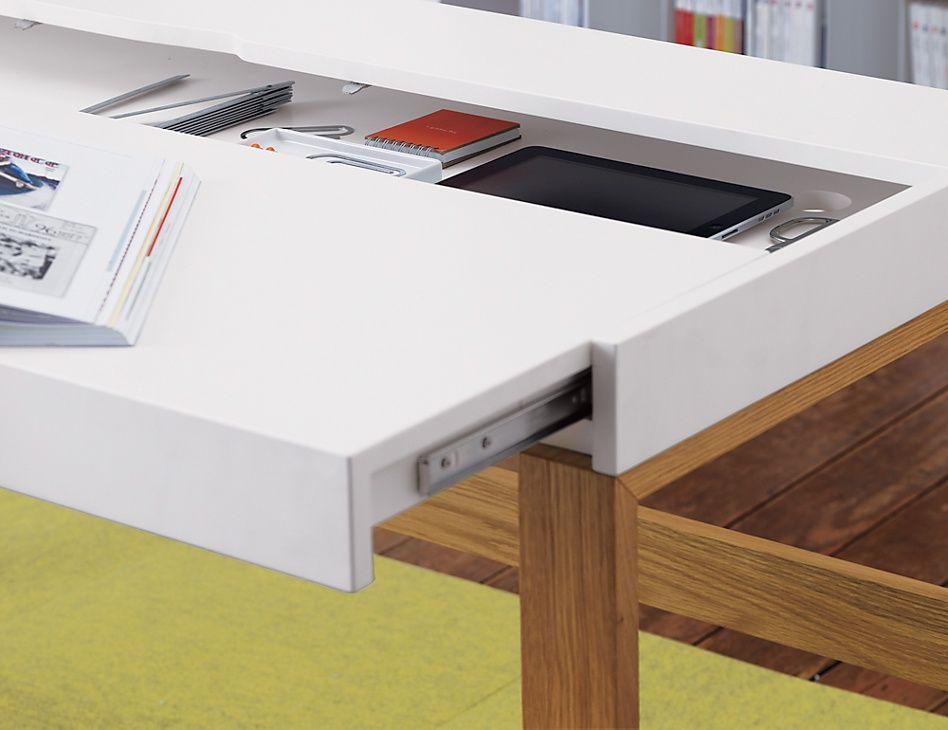 Cool Desks That Make You Love Your Job Office Furniture Modern