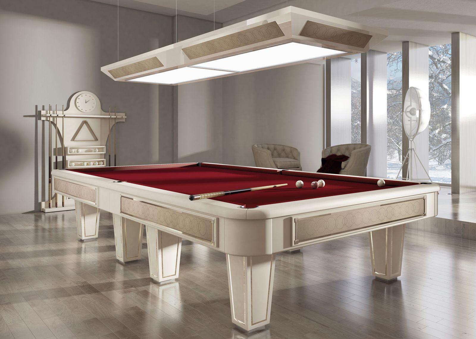 Tavolo Da Biliardo Moderno.Tavoli Da Biliardo Mobili Sala Da Biliardo Tavoli E