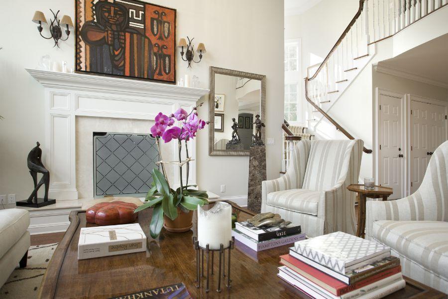 Livingston design penthouse living rooms free - Free interior design consultation ...