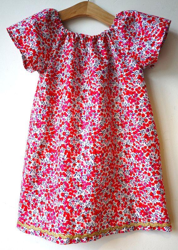 Wiltshire Liberty Print dress  2fefa9fe0dc