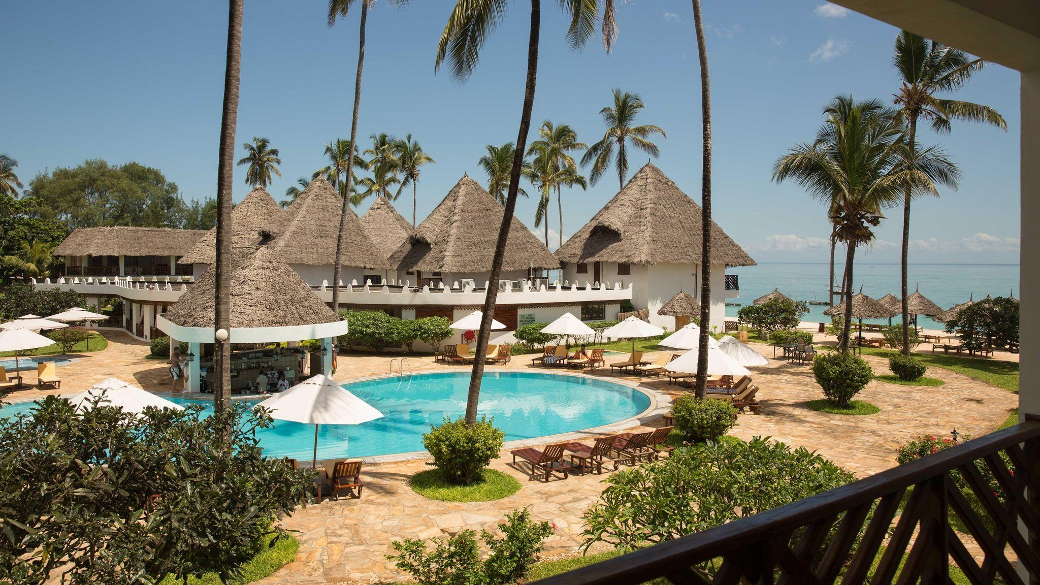 Doubletree By Hilton Resort Zanzibar Nungwi Twin Room Queen Room With Sea View 1 Hour 20 Minutes From Airport Premium Hotel
