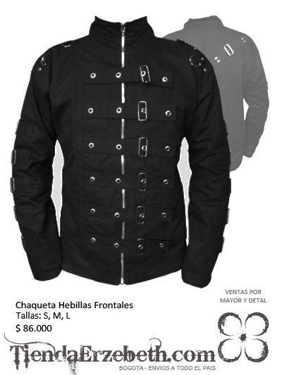 Ropa Cremalleras Metaleras Bogota Hebillas Metalera Chaquetas Taches 5XqvEww