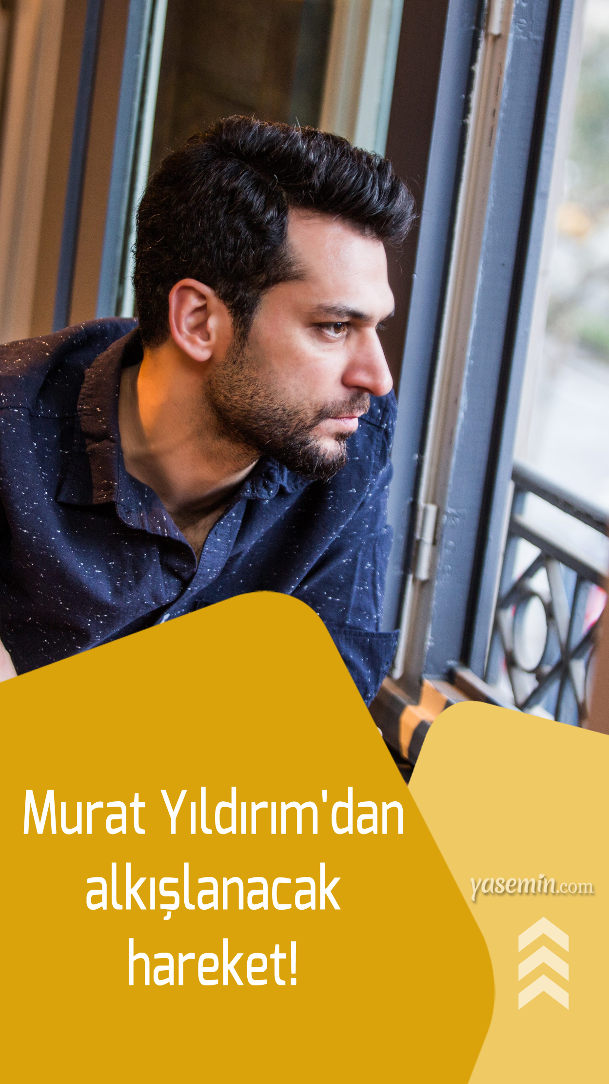 Murat Yildirim Dan Alkislanacak Hareket Hakaret Gencler Iman