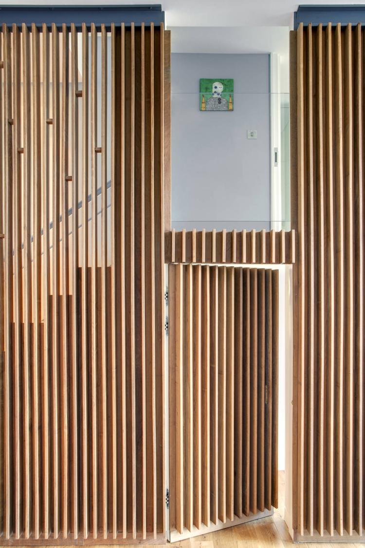 Lambris Mural Design Et Panneaux D Co En Lamelles De Bois Mood
