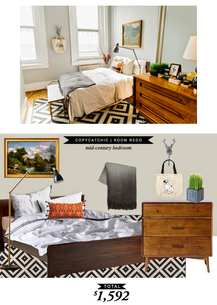 Mid Century Modern Bedroom By Lindsey Grande Boyer For Only 1592 Home Style Pinterest