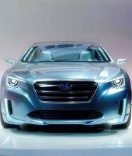 2017 Subaru Legacy Gt Turbo Redesign