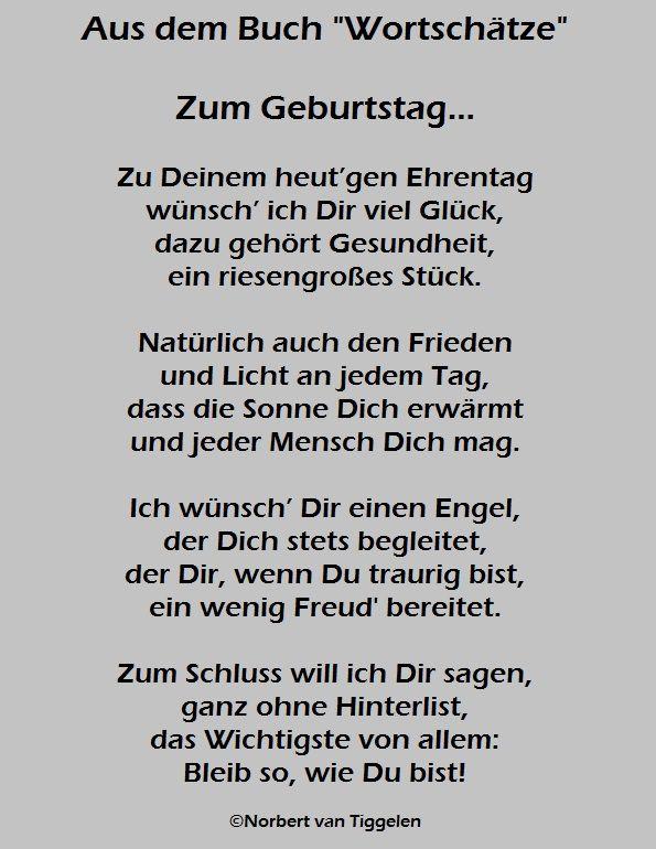 Buchtitel Wortschatze Autor Norbert Van Tiggelen Spruche Geburtstag Lustig Gluckliche Spruche Spruche Zum Geburtstag